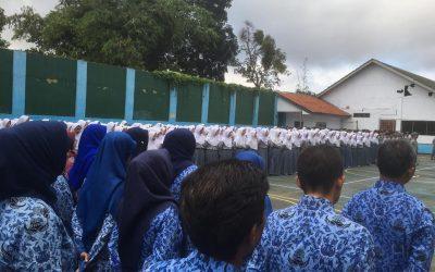 Upacara Hari Pendidikan Nasional 2019