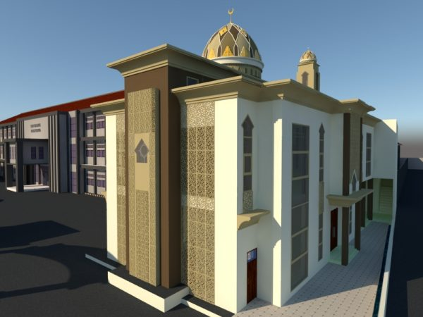 Masjid AL-Amanah