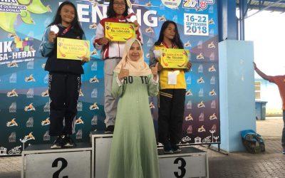 Kegiatan O2SN Bidang Renang Juara 2 Nasional
