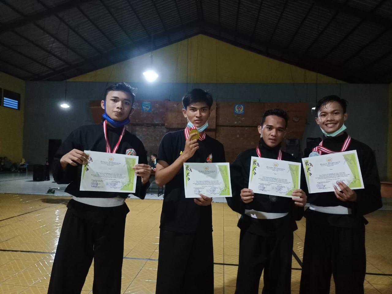 Juara Umum IPSI Cup 5