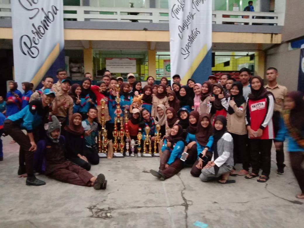 Juara Tingkat Provinsi Jawa Barat