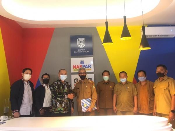 MoU Kelas Industri dengan PT GCM Bandung