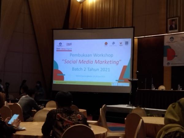 WORKSOP SOCIAL MEDIA MARKETING