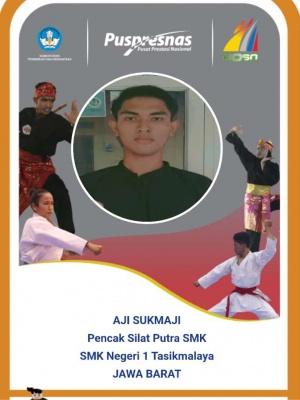Juara 1 Silat Tingkat Provinsi Jawa Barat